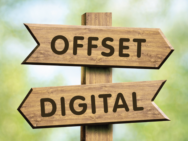When to Use Offset Printing vs. Digital Printing
